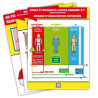 Lot de 3 affiches travaux et interventions BT